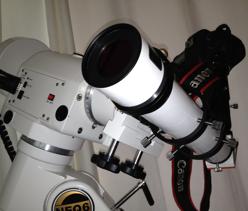 Lunt LS35THa solar telecope