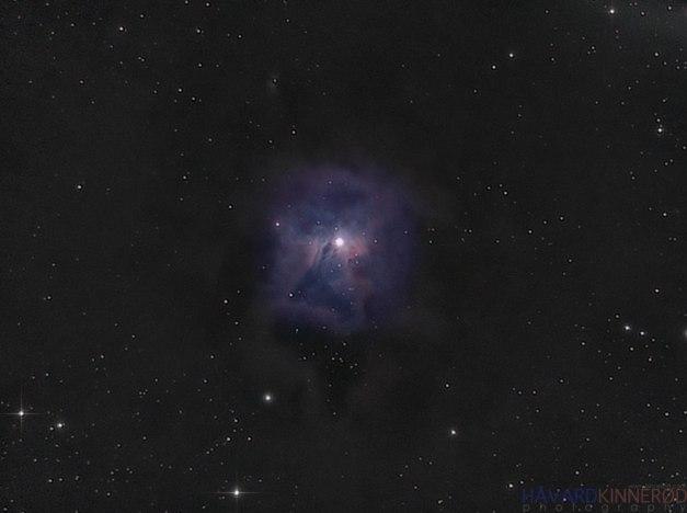 "Date: 14.09.2014 Location: Backyard, Asker, NO Camera: SBIG STT-8300 Mono CCD Optics: Celestron SCT 8"" 2000mm f10 Exposure: LRGB (L=18x300sec 2x2binned, RGB=10x180sec 3x3binned) Guiding: MaximDL, SBIG Selfguiding FW Post processing: MaximDL, Photoshop CS5 Comments: The first photo after the summer. 70% moon."